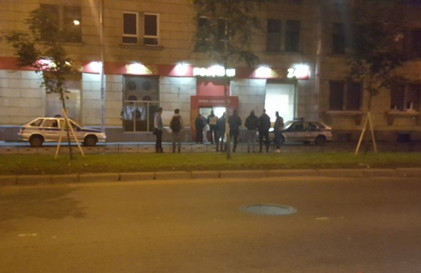 Разбойники устроили кровавое нападение на магазин на Зенитчиков