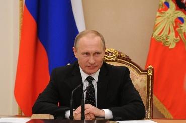 СМИ: Путин на следующей неделе уволит от 8 до 11 губернаторов