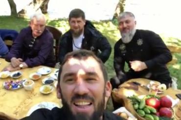Полтавченко кричал «Ахмат— сила» вчесть Кадырова-старшего