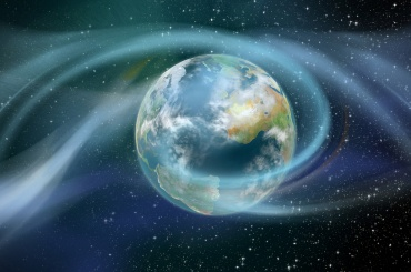Землю накрыла магнитная буря