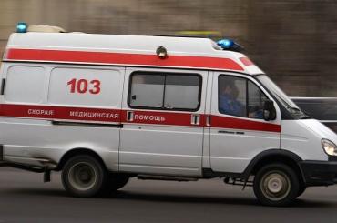 Очевидцы: на Стачек сбили двух пешеходов