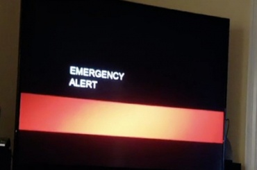 Американские зрители услышали по ТВ экстренное объявление о конце света