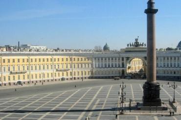 Дворцовую площадь вПетербурге «заминировали»