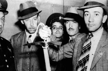 Ледоруб, которым убили Троцкого, впервые покажут в США
