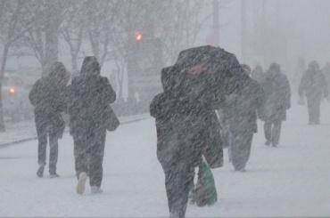 Метель оставила без света 26 тысяч жителей в Якутии
