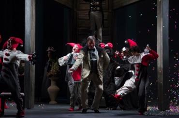 Театр «Буфф» открыл сезон постановкой Островского