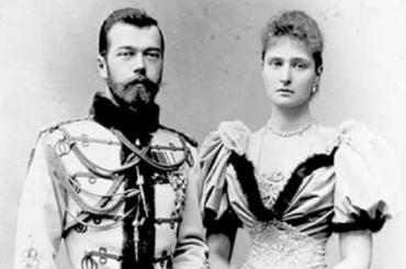 Билборды с цитатами из переписки Николая II с женой появились в Москве