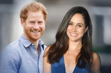 Принц Гарри познакомил свою девушку с Елизаветой II