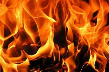 Жильцов дома на Рылеева эвакуировали из-за пожара