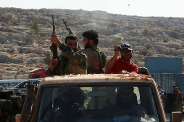 Пять влиятельных полевых командиров террористов уничтожили в Сирии