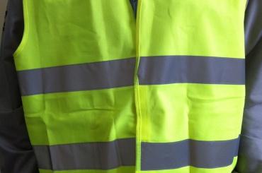 Водителей могут заставить носить светоотражающую одежду