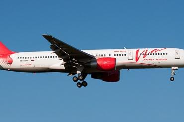 Самолет «ВИМ Авиа» вПетербург задержали на8 часов