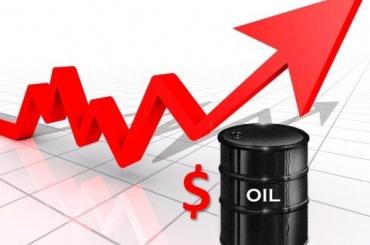 Мировые цены на нефть отметились ростом