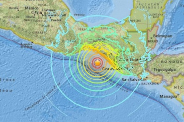 Жертвами землетрясения в Мексике стали 26 человек