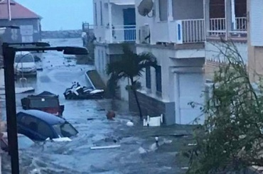Синоптики обещают Санкт-Петербургу ураган «Ирма» через несколько часов
