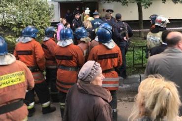 В доме на Демьяна Бедного взорвался газ
