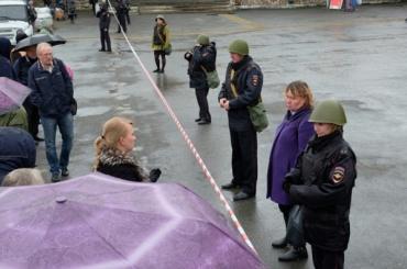 Массовые эвакуации идут вроссийских городах