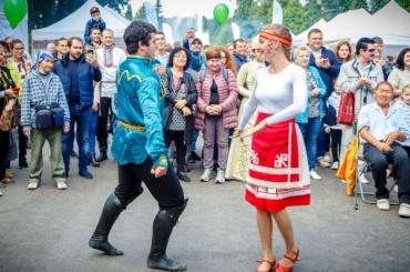 Более 50 тысяч гостей посетило Санкт-Петербургский фестиваль национальных кухонь