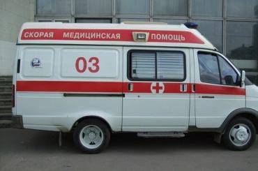 Пешеход в Ломоносове оказался в больнице после ДТП с иномаркой