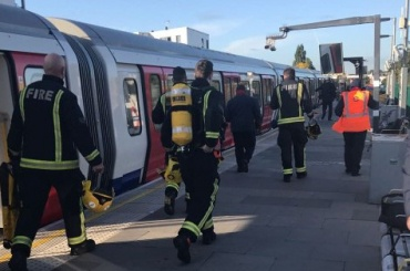 ЧП в метро Лондона признали терактом