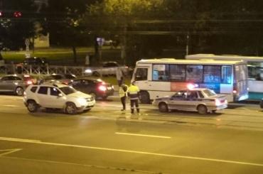 Женщину сбили насмерть наНаличной улице