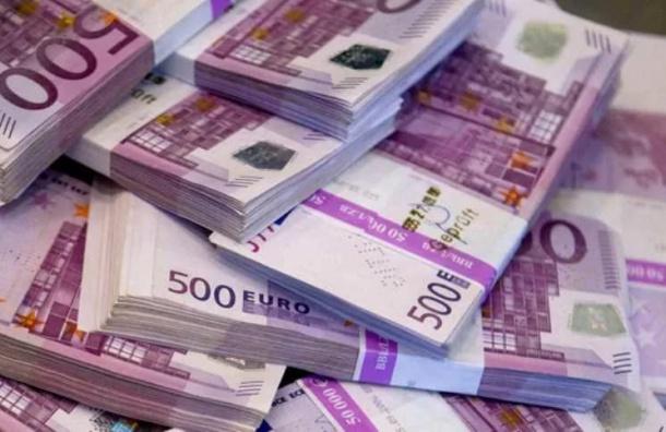 Евро дешевеет на Московской бирже