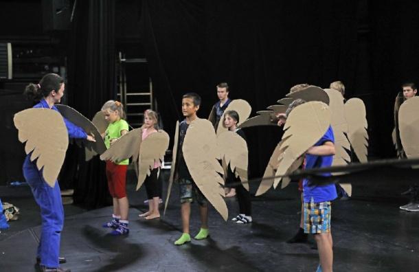 «Цирк изкартона ифилософии» покажут вПетербурге