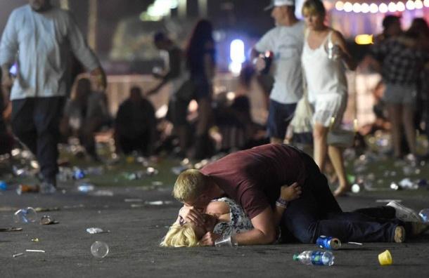 Количество жертв теракта в Лас-Вегасе выросло до 59 человек