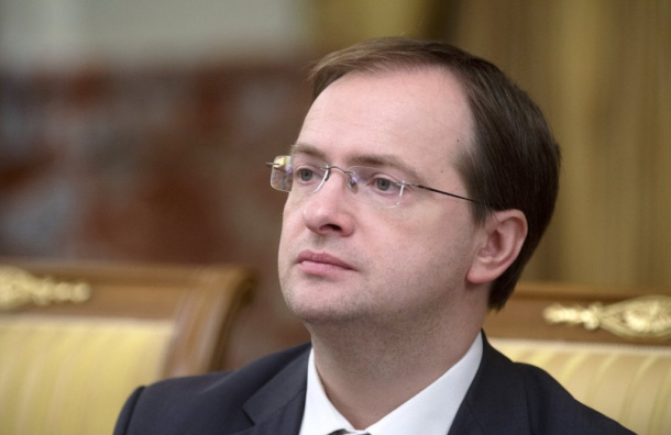 Владимир Мединский госпитализирован