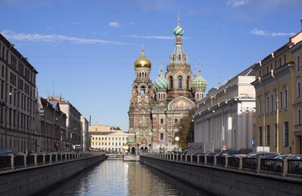 Петербург признали лучшим туристическим городом Европы