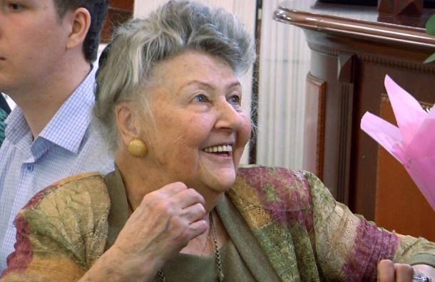 Умерла писательница Тамара Петкевич