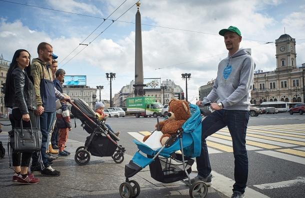 Greenpeace отрицательно оценил воздух вПетербурге
