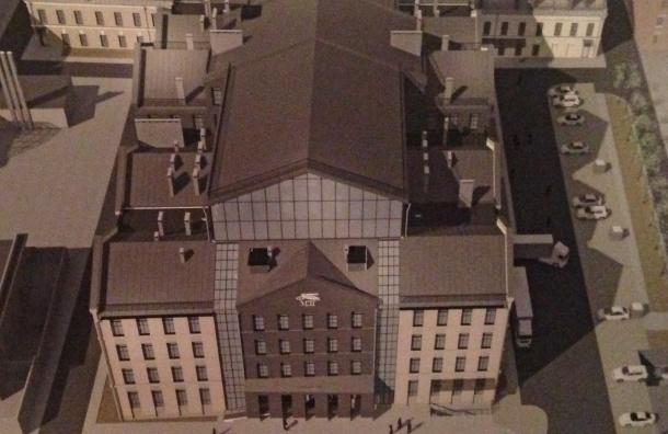 Новую сцену МДТ в Петербурге построят к 2019 году