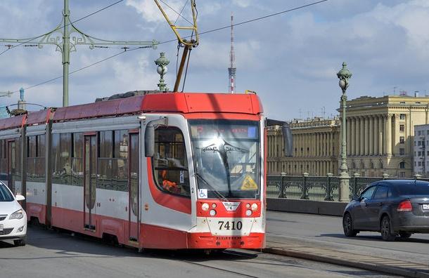 Петербургский депутат подает в суд на губернатора из-за тайны с частным трамваем