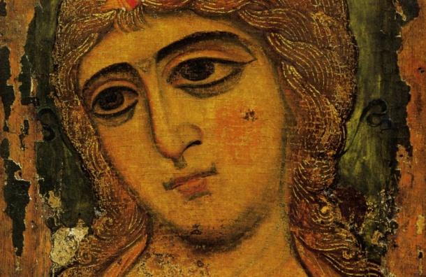Музейщики просят защитить Ангела Златые власы отправославного бизнесмена