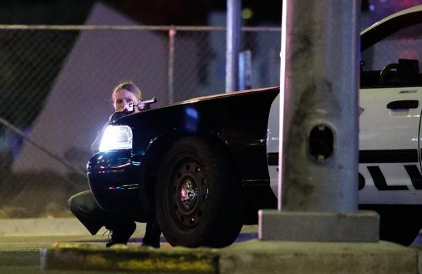 Стрельба в Лас-Вегасе: два человека убиты, 24 пострадали