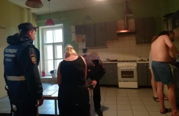 2 тысячи «мертвых душ» мигрантов отыскали в 3-х гостиницах Петербурга