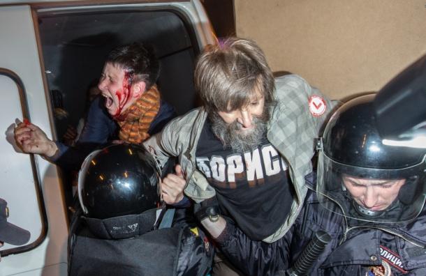 Омбудсмен Санкт-Петербурга обвинил местные власти визбирательности