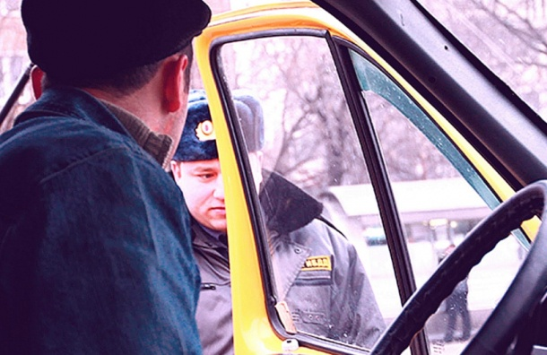 Прокуратура отправила на спецстоянку маршрутки мигрантов в Адмиралтейском районе