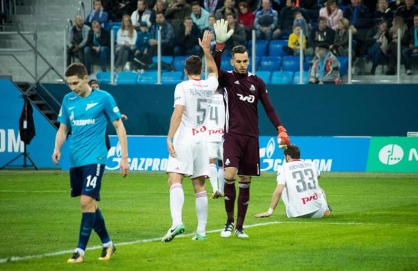 «Локомотив» разгромил вПетербурге «Зенит»— 3:0