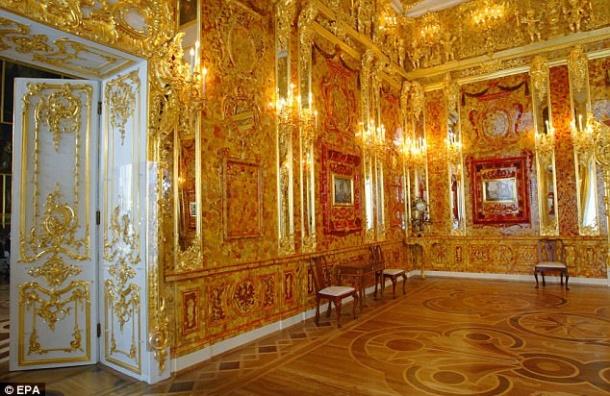 Немецкие археологи уверены, что нашли Янтарную комнату