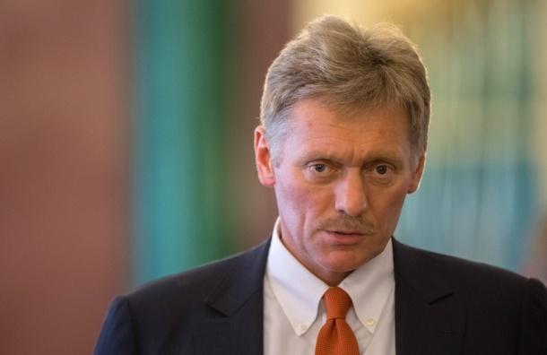 Песков прокомментировал сообщения обакциях протеста 7октября