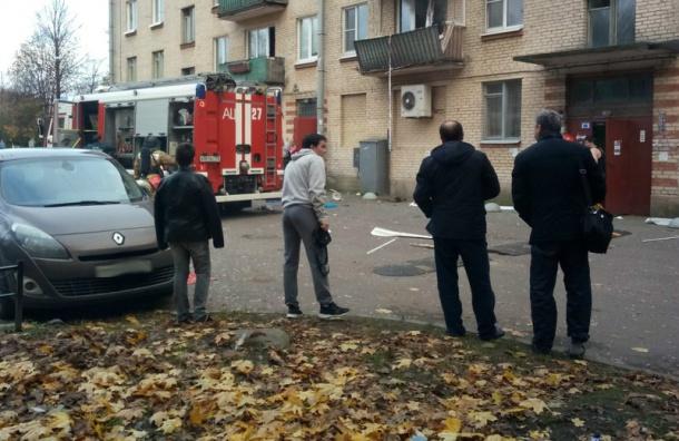 Самогонный аппарат взорвался в квартире жителя Сестрорецка