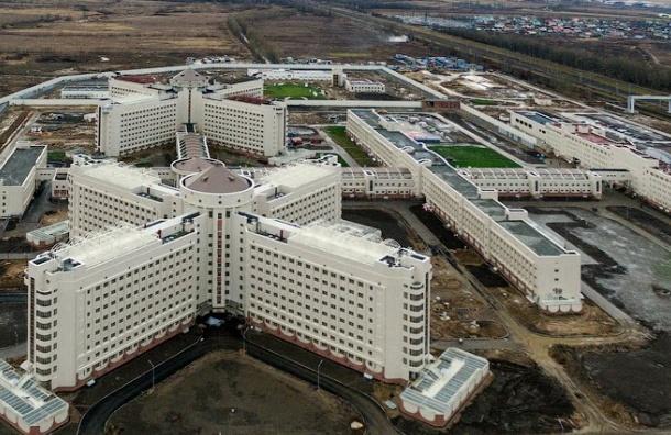 Переезд заключенных вздание Кресты-2 начнется вдекабре