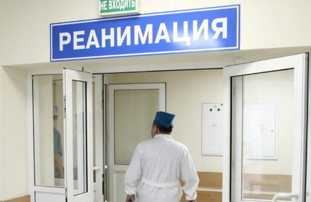 Врачи в Петербурге спасают отравившуюся неизвестным веществом девочку