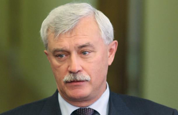 Полтавченко просит еще 4 млрд на строительство метро