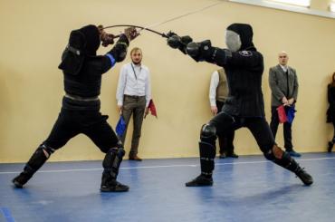 Самый большой ипрестижный турнир вРоссии пофехтованию надлинных мечах пройдет вПетербурге