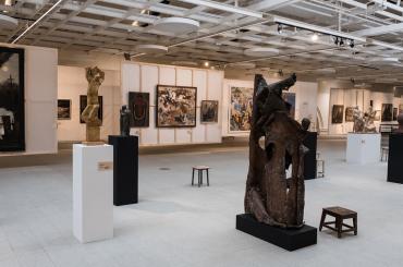 Выставка в«Манеже» работает бесплатно один день