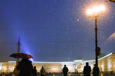 Рабочая неделя в Петербурге завершится дождем