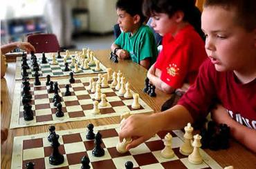 Ученики начальных классов будут раз в неделю играть в шахматы